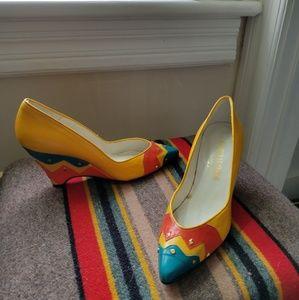 Vintage - Funky Fiesta Shoes